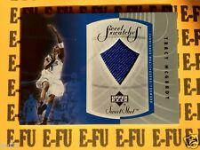 2002-03 UD Sweet Shot TRACY McGRADY Game Used Orlando Magic Shorts #TM-S