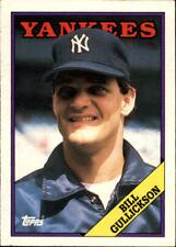 1988 Topps Baseball Base Singles #711-792 (Pick Your Cards)