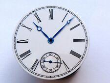 Cadran Aiguilles MARINE ENAMEL 6498 ETA Unitas watch dial Zifferblatt 36.4mm