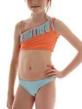 Brunotti Tankini Costumi da bagno bikini sabrianka arancione frange spalline