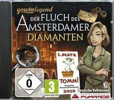 YOUDA LEGEND - DER FLUCH DES AMSTERDAMER DIAMANTEN (PC) - NEU & SOFORT