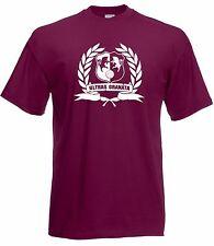 T-shirt Maglietta J1653 Ultras Granata Tifosi Torino Curva Toro Maratona