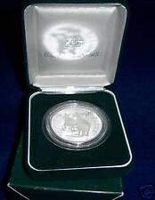 1999 Silver Kangaroo 1 oz Cased PROOF. Nice coin!