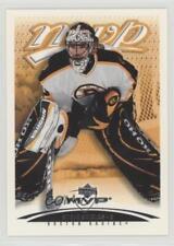 2003-04 Upper Deck MVP #50 Steve Shields Boston Bruins Hockey Card