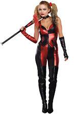 Harlequin Blaster Superhero Adult Costume