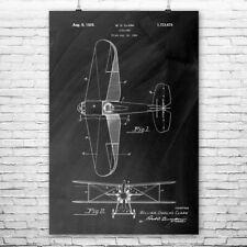 ART PRINT POSTER ADVERT EVENT SPOILS WAR BIPLANE EAGLE GERMANY NOFL1638