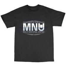 Multi-National United t-shirt 100% coton District 9 Inspiré Été