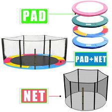 Coussin de protection des ressorts Filet de sécurité pour trampoline 244cm 305cm