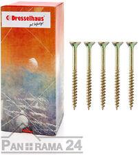 Spanplattenschrauben Dresselhaus JD-79 Torx Teilgewinde Vollgewinde Holzschraube