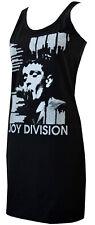 JOY DIVISION DRESS IAN CURTIS POST PUNK NEW ORDER ROCK GOTH S-XL