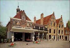 EDAM Waaggebouw Käse Geschäft color Niederlande Nederlande Postcard ungelaufen