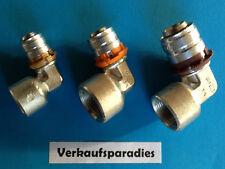 Uponor,Unicor,Unipipe,Metall Pressfitting Winkelmuffe 90°, 16 - 32 mm