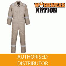 Portwest-Burnley Workwear tute con bretelle Salopette Tuta Intera Da Complessivo