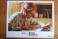 JULIA ROBERTS - ERIN BROCKOVICH - LOBBY CARD