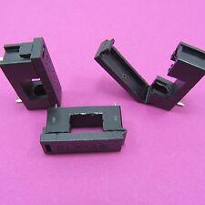 Porta Fusible de plástico negro cubierto PCB 6 A BLX-un tipo 5 X 20 mm