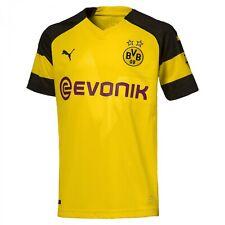 Puma Kinder Borussia Dortmund Home Trikot BVB 2018/19 753312