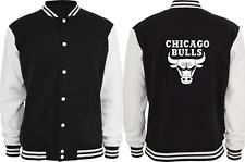 College Jacket - Chicago Bulls (Fun / Fun/ Funny)