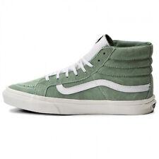 zapatillas vans mujer finas verde