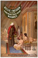 Arabian Opium Whiskey POSTER.Stylish Graphics.House Vintage Room Decor. 424i