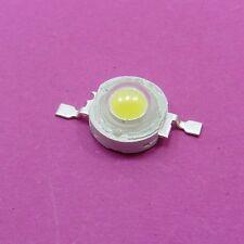 3W Frío Blanco Alta Potencia Bombilla LED Epistar Chip PCB Diodo Lámpara de espectro completo