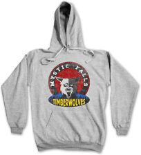 MYSTIC FALLS TIMBERWOLVES HOODIE Vampire Football Team Diaries Sign Logo Vampire