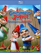 Gnomeo & Juliet (Blu-ray Disc, 2011, Canadian)