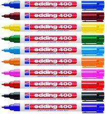 edding 400 Permanentmarker Rundspitze Strichbreite 1 mm Farbe wählbar