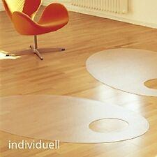 NEU ! Bodenschutzmatte auf Ihr Wunschmaß zugeschnitten für Home & Office Bereich