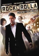 RocknRolla (DVD, 2009, Canadian DVD)