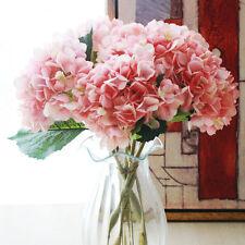 1PC Chic Simulation Hydrangea Fake Flower Artificial Plant Bridal Wedding Props