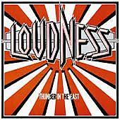 Loudness - Thunder in the East - audio cassette tape
