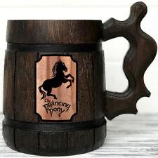 Prancing Pony Mug. Hobbit Mug. Lord Of The Rings Gift. Tankard Beer Stein K95