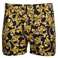 VERSACE BAROCCO Silk Boxer Boxershorts Pyjamahose Reine Seide