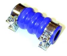 Silicone By-Pass Hose - Morris Minor, Mini, MG Austin, A Series (GZA2083) BLUE