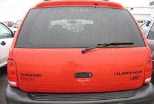 Dodge Durango SXT Tailgate Lettering