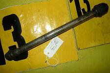 SUZUKI GSF 600 GN77A REAR WHEEL SPINDLE