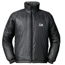 Daiwa Winter Jacket Black Unterziehjacke Thermojacke alle Größen Daiwa Shop