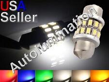 31mm 32mm Festoon Error Free 24 SMD Led 360 degree Canbus Dome Light Bulb
