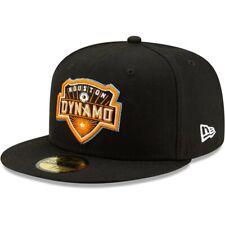 New Era 59Fifty Fitted Cap - MLS Houston Dynamo black