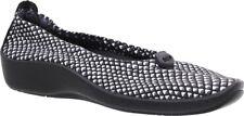 LADIES SHOES/FOOTWEAR - Arcopedico L14 shoe black/white