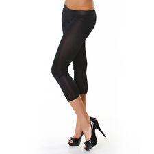 GOGO Leggings Leggins One Size Neu Silber / Schwarz Fashionbox24h MM1101