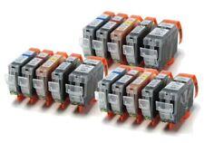 CLI-8 + PGI5BK - 15 Compatibile Stampante Cartucce Di Inchiostro CL18 / PG15