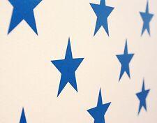 COOL Star Vinyl Wall Art Decalcomanie/Adesivi-Vari Colori e Taglie