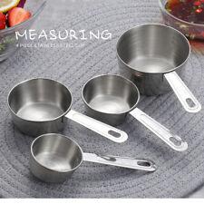 Gadgets Stainless Steel Measuring Spoons Measuring Cups Scales Flour Scoop