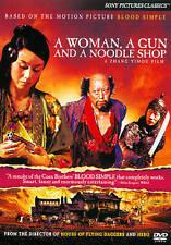 A Woman, a Gun and a Noodle Shop (DVD, 2011) Director Zhang Yimou