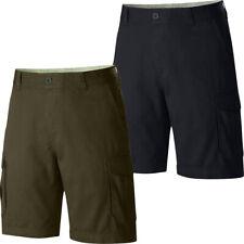 "New Columbia Mens ""Coffman Cove"" 100% Cotton Shorts Pants Inseam 10"""