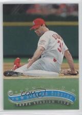 1997 Topps Stadium Club #91 Donovan Osborne St. Louis Cardinals Baseball Card
