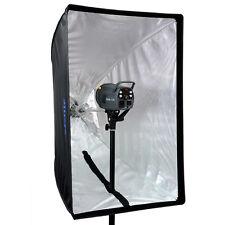 Schirm-Softbox 60x90 cm für Studioblitz , Systemblitz & Dauerlicht von METTLE