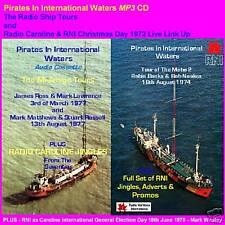 Pirate Radio MP3 Files Radio Caroline & RNI Ship Tours