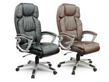 Bürostuhl Chefsessel Drehstuhl Bürostuhl Eago zwei Farben schwarz braun EG-227